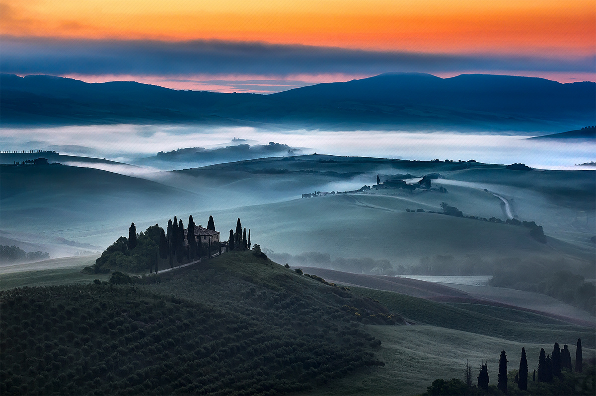 *** The Tuscan HangOver *** by Shyama Prasad Mishra