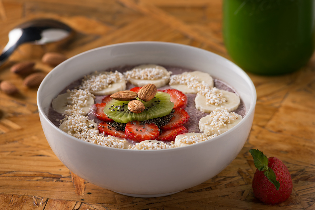 Healthy Bowl by andres Blasquez Mota Velasco