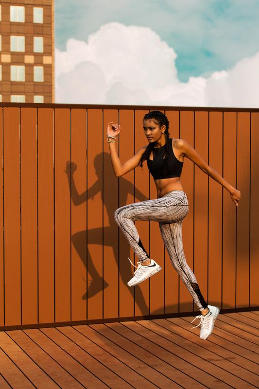 Fitness Fashion by Michael Fornataro