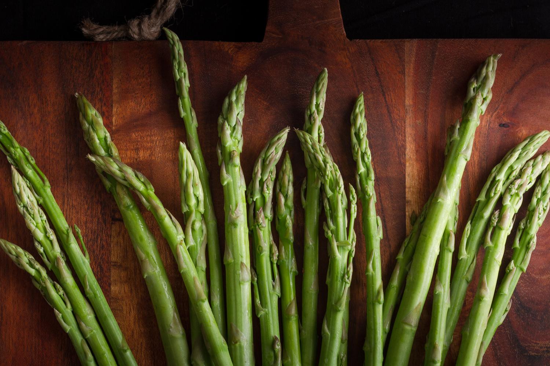 Asparagus by Inbal Rubin