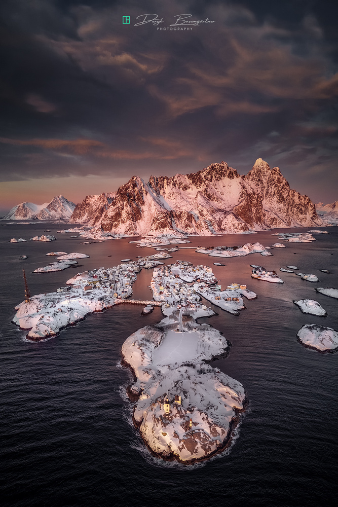 [ henningsvaer islands ] by Deryk Baumgärtner