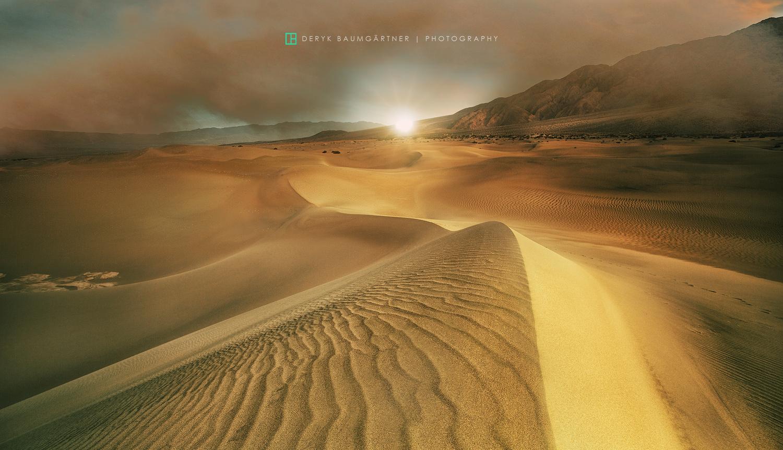 sandstorm by Deryk Baumgärtner