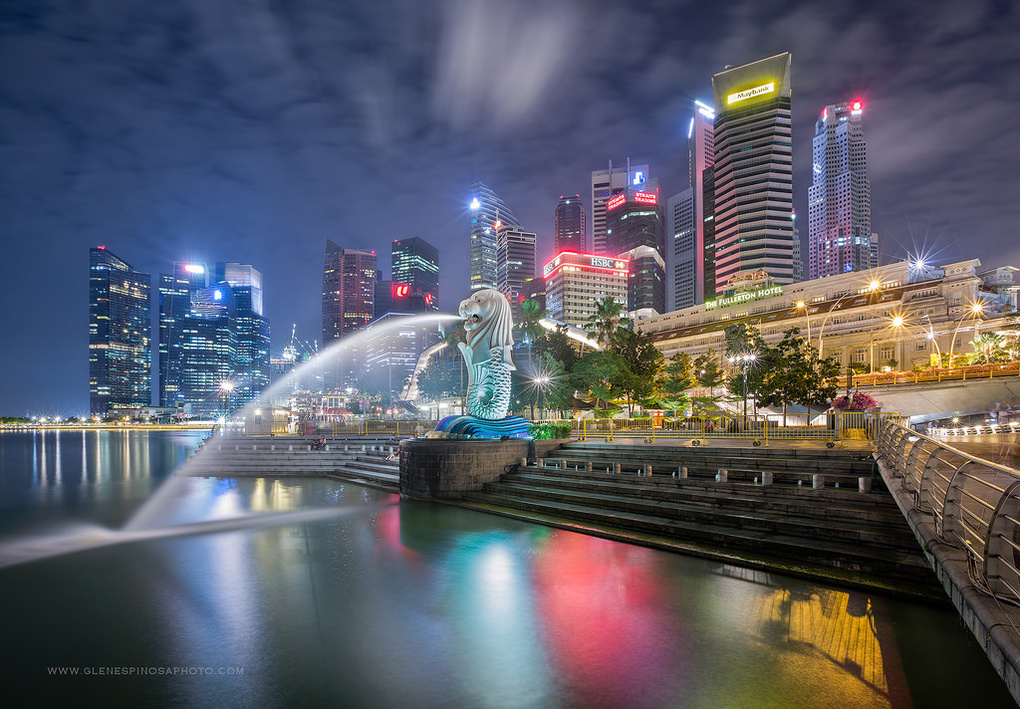 The Lion City  by Glen Espinosa