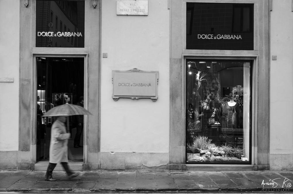 Firenze by Antonios Kritsotelis