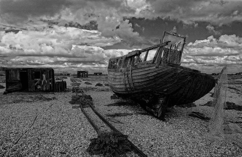 dungeness by Arthur James