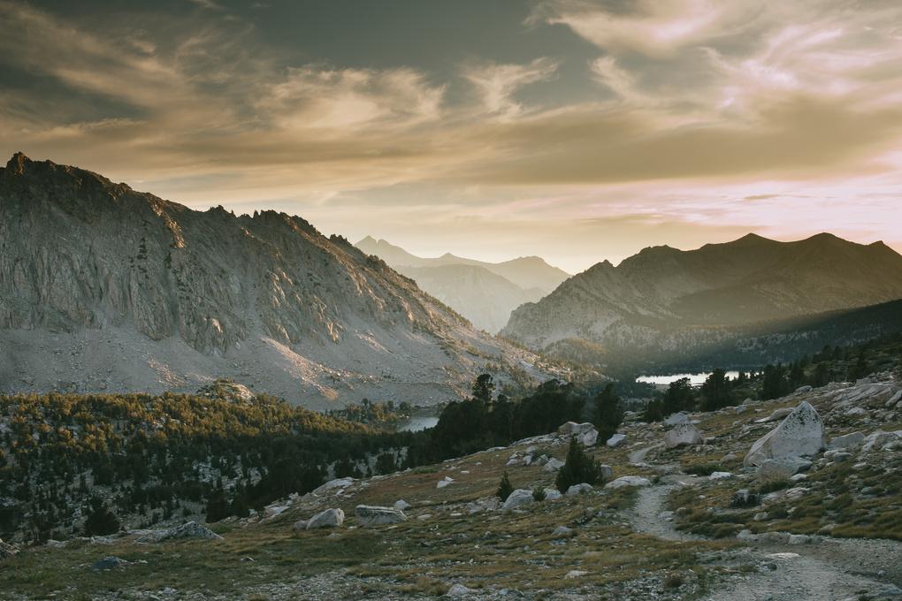 John Muir Wilderness by Eric Fallecker