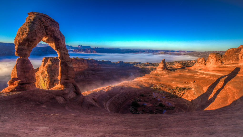 Shadow of the Arch by William Dodd