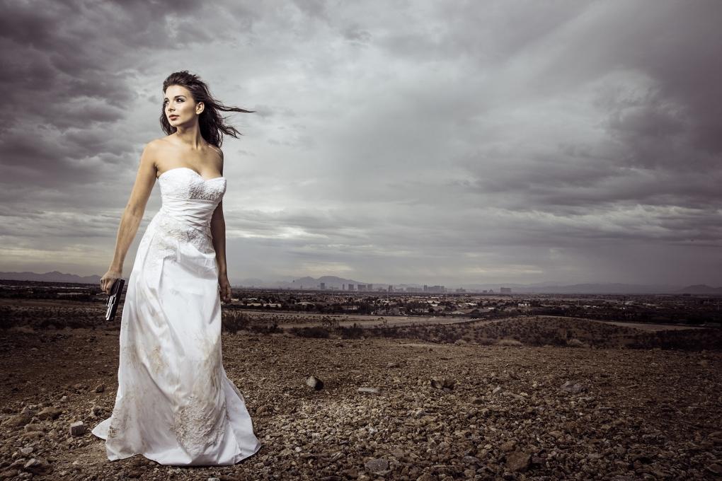 The Bride by Hans Rosemond