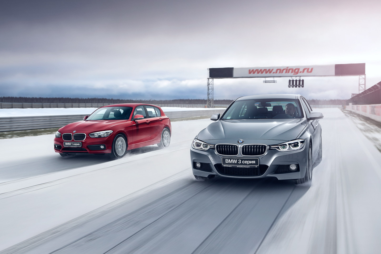 BMW 1 & BMW 3 by Roman Lavrov