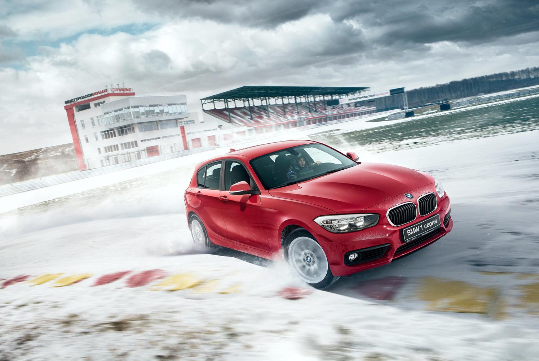 BMW 1 by Roman Lavrov