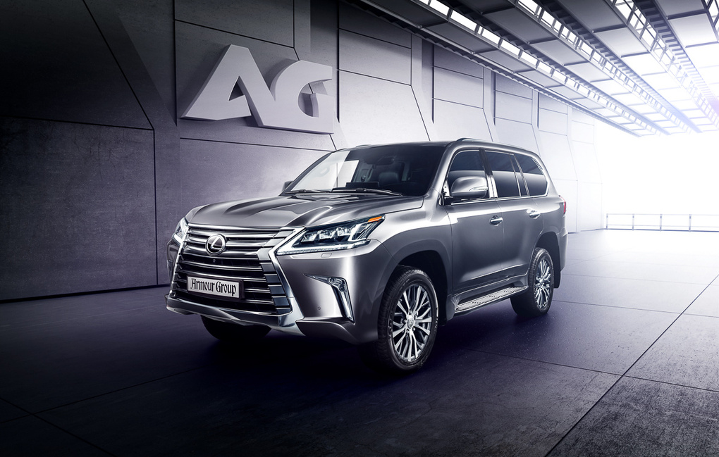 Lexus LX570 [Armour Group Project] by Roman Lavrov
