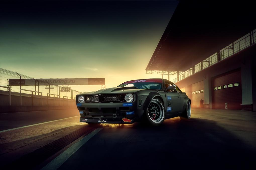 200SX Boss [drift car] by Roman Lavrov