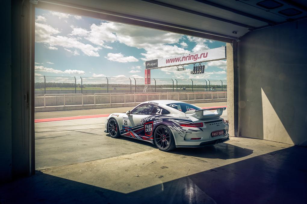 Porsche 911 GT3 (NRING stage) by Roman Lavrov
