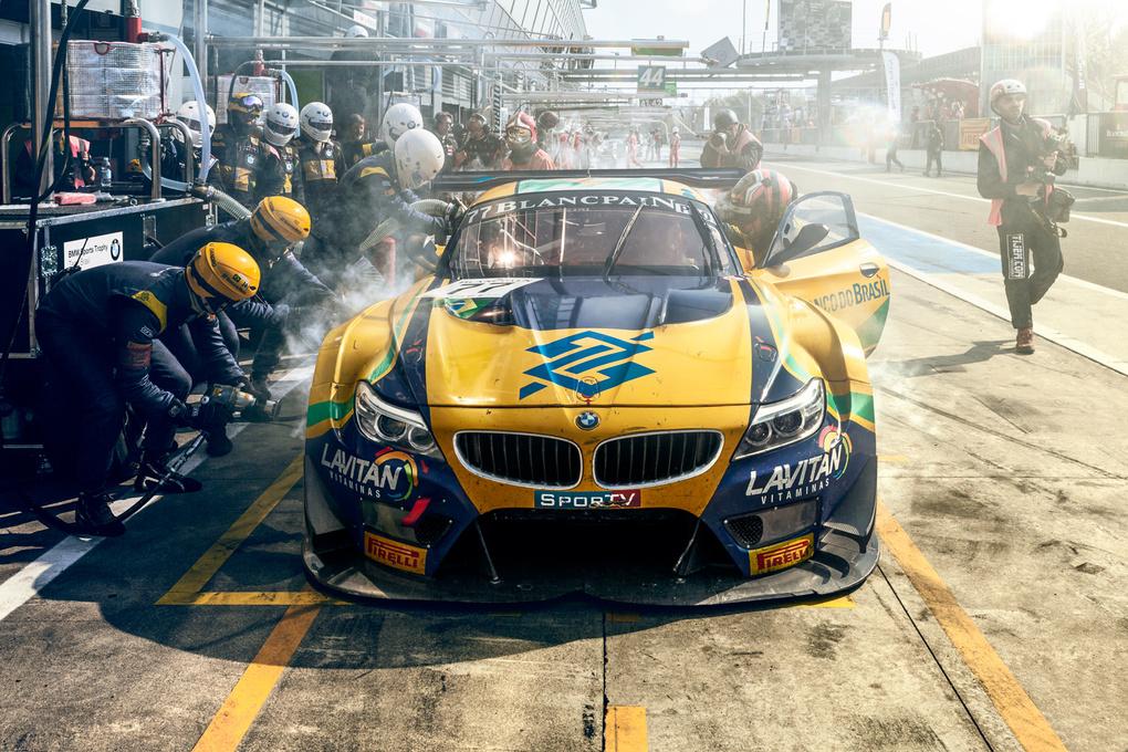 Blancpain GT Series. Monza (2015) by Roman Lavrov