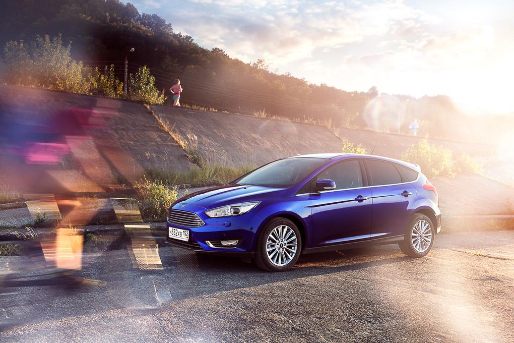 Ford Focus by Roman Lavrov