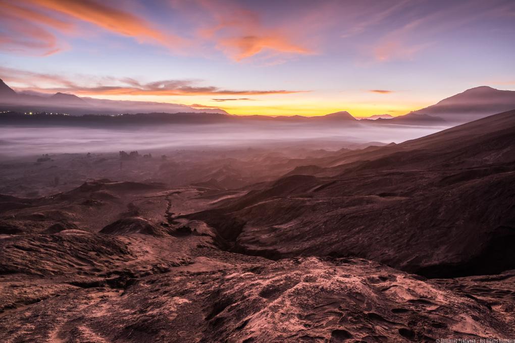 Into The Sunrise by Robertho Ponomban