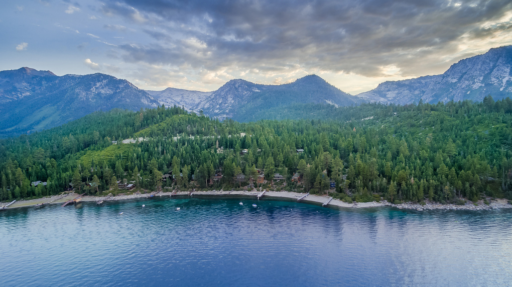 Return Flight over Lake Tahoe by Rob G