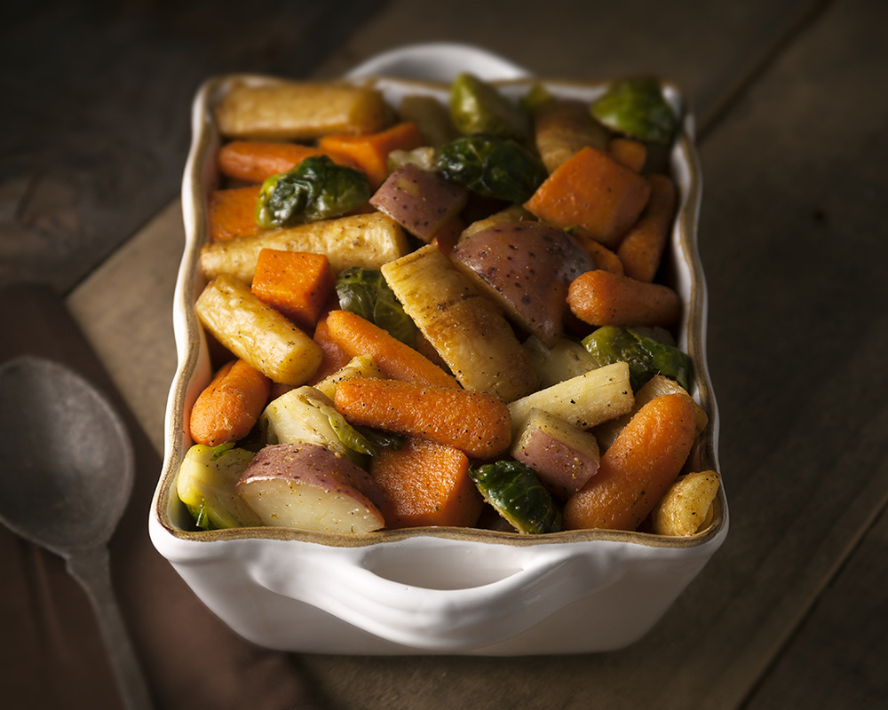 Roasted Veggie by kevin Wilkerson