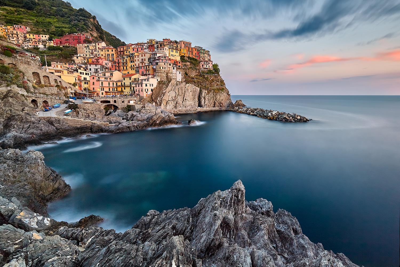 Enchanting Village by Marco De Maio