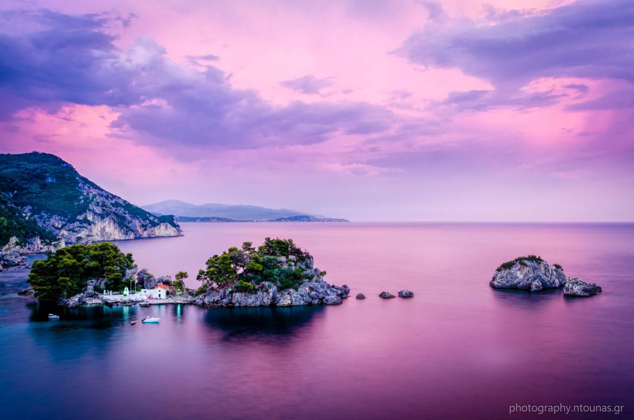 Lady's Island by Alexios Ntounas