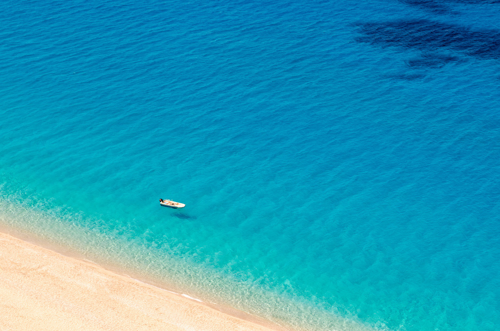 Floating by Alexios Ntounas