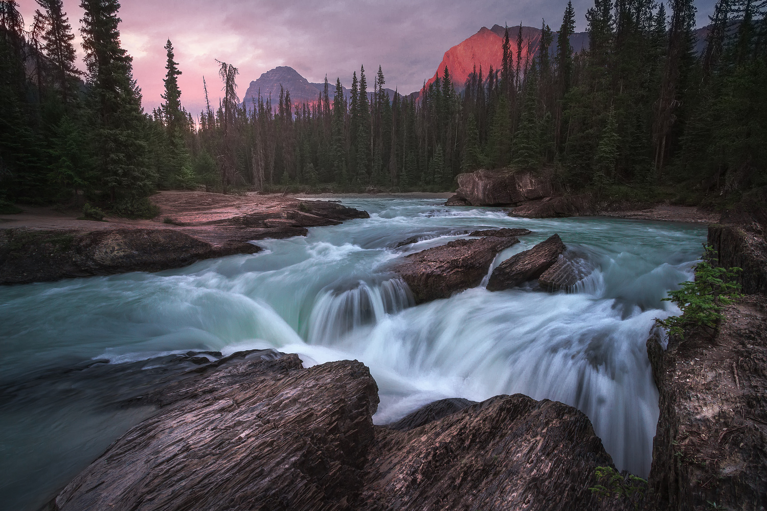 The Natural Bridge by Crystal Provencher