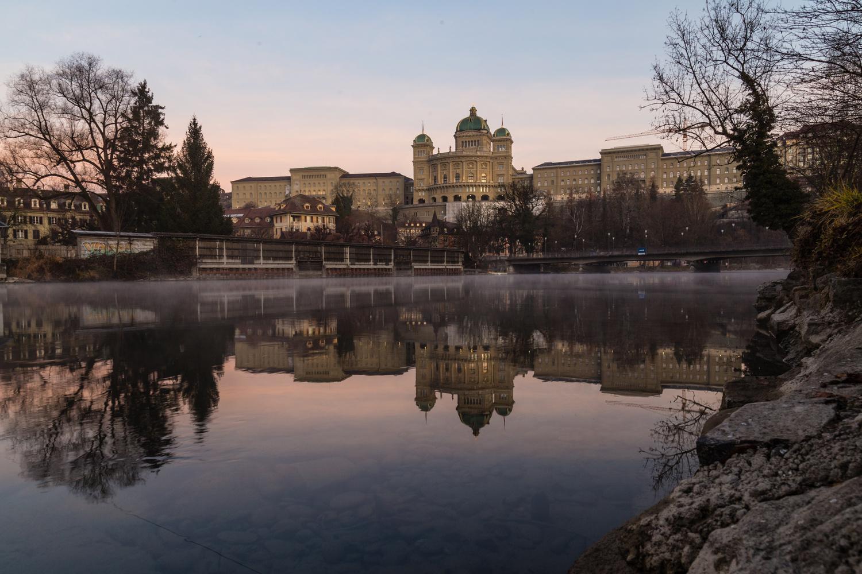 Winter break by Dominic Salzmann