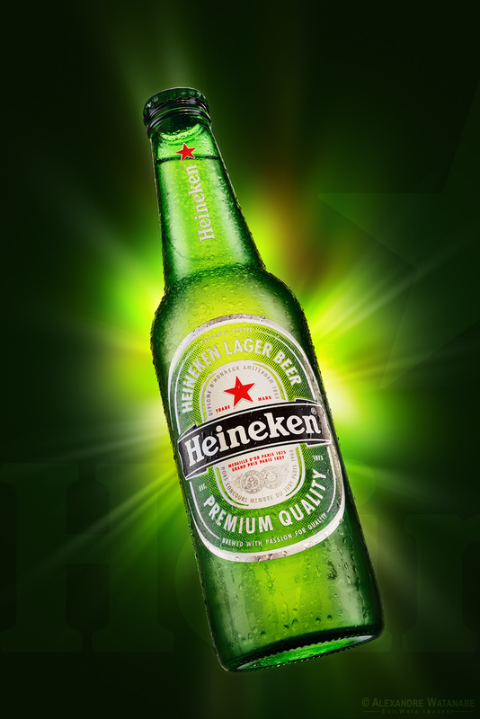 Heineken by Alexandre Watanabe