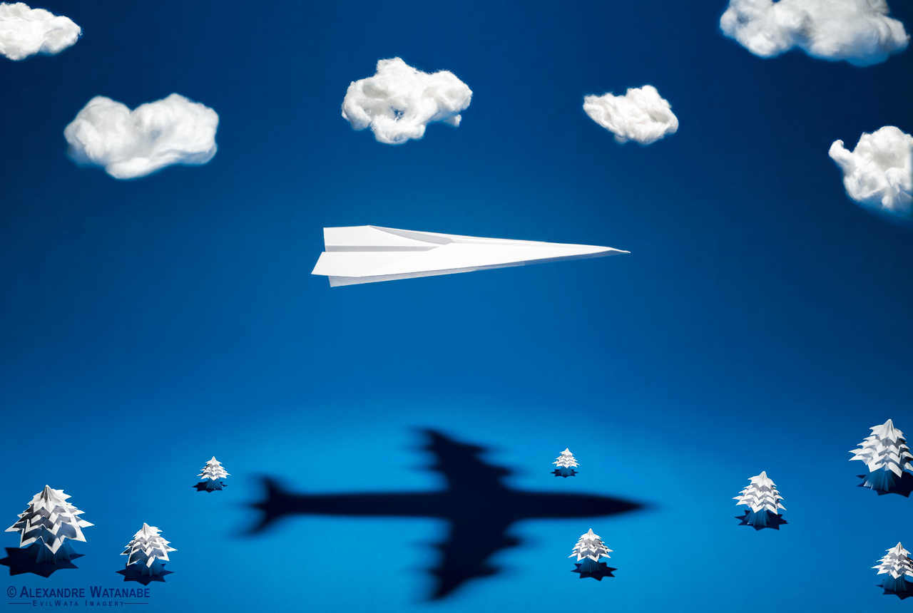 Dream Big by Alexandre Watanabe