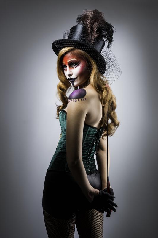 IMATS Beauty Winner by Trevor Toma