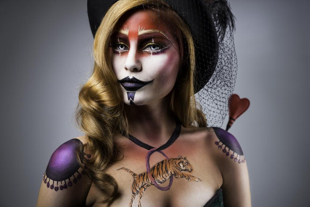 IMATS Beauty Winner Close Up by Trevor Toma