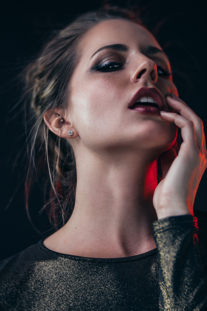 Lindsey - Desire by Joseph Tran