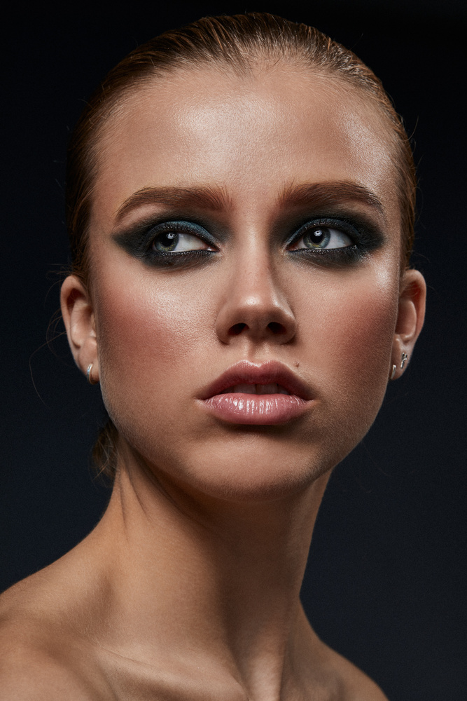 Dark Beauty by Joseph Tran