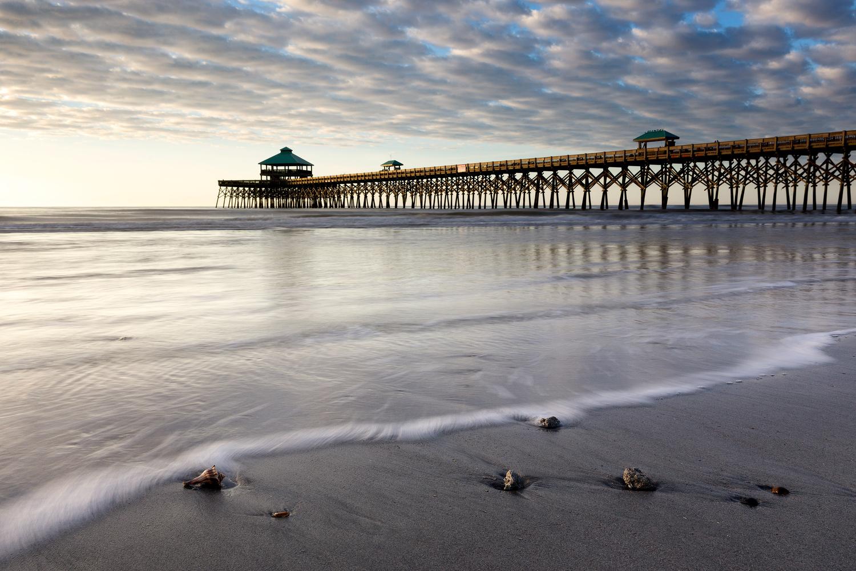 Folly Beach by Mark Bowers