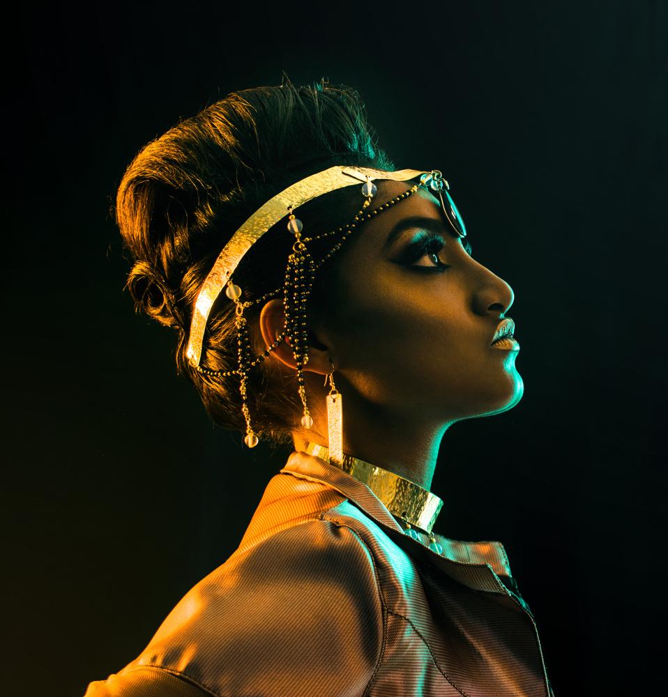 Nubian Queen by Fabian Santana