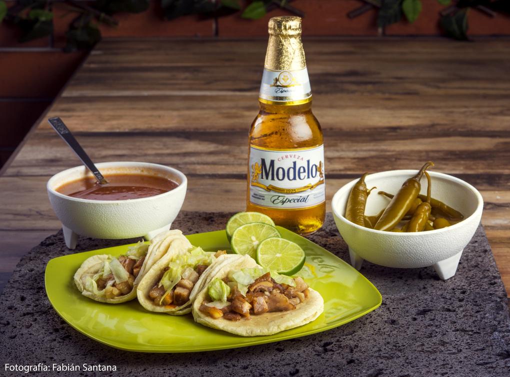 Tacos de Carnitas by Fabian Santana