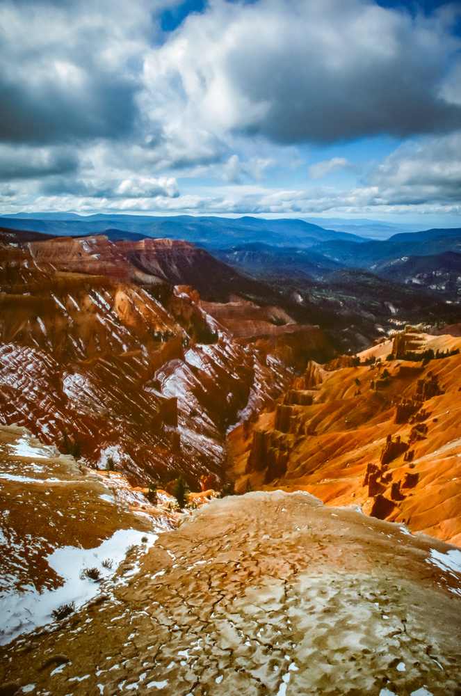 Cedar Breaks by Rex Jones