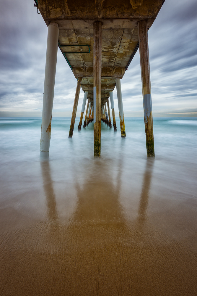 The Pier by Rex Jones
