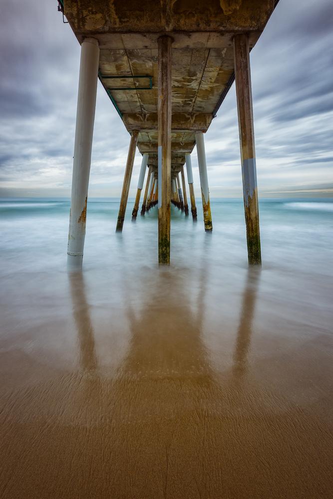 The Pier by Rex Jones