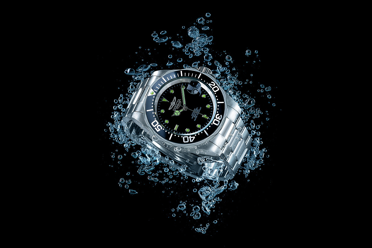 Invicta Pro Diver by Dusan Holovej