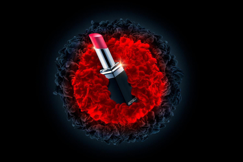 Artdeco lipstick by Dusan Holovej
