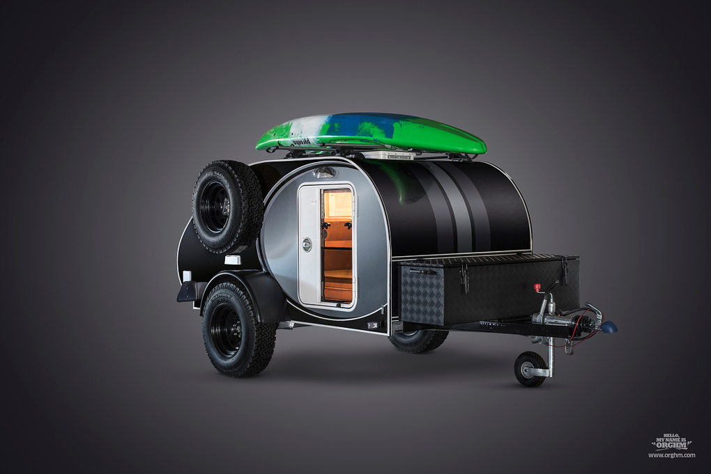 FREERIDER - mini-caravans.com by Dusan Holovej