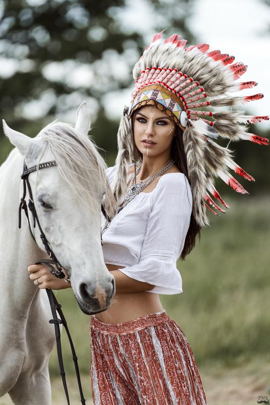 Pocahontas by Tomash Masojc