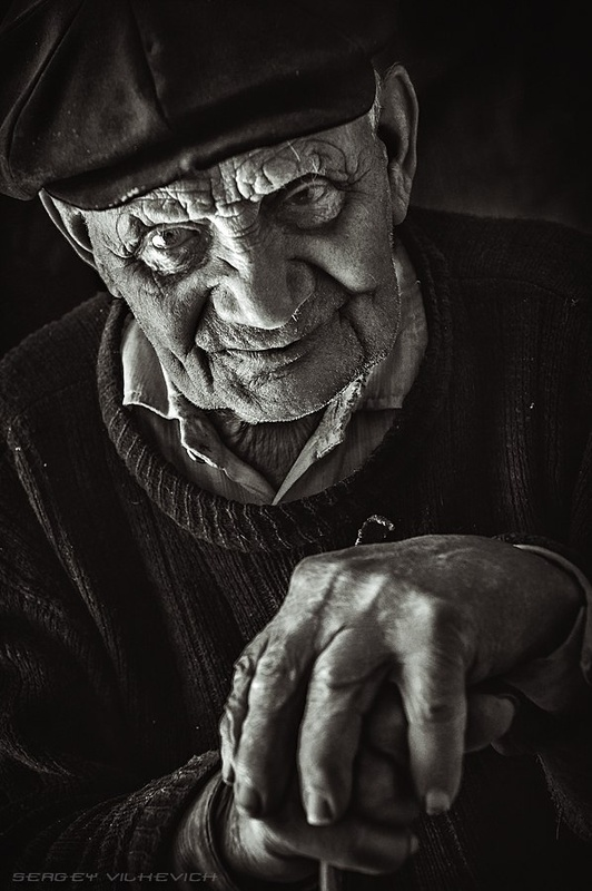 93 years old by Sergey Vilkevich