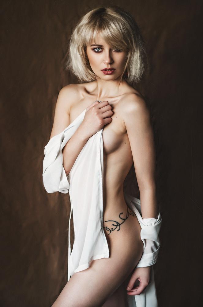 Nastia by Sergey Vilkevich