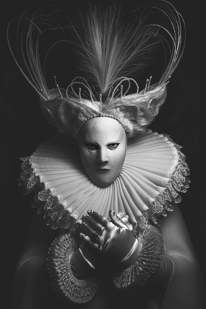 The phantom of venice by Antonio Chiesa