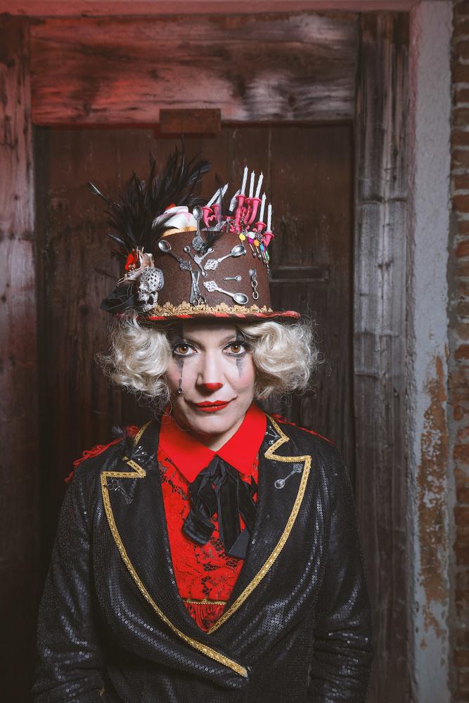 The Clown by Antonio Chiesa
