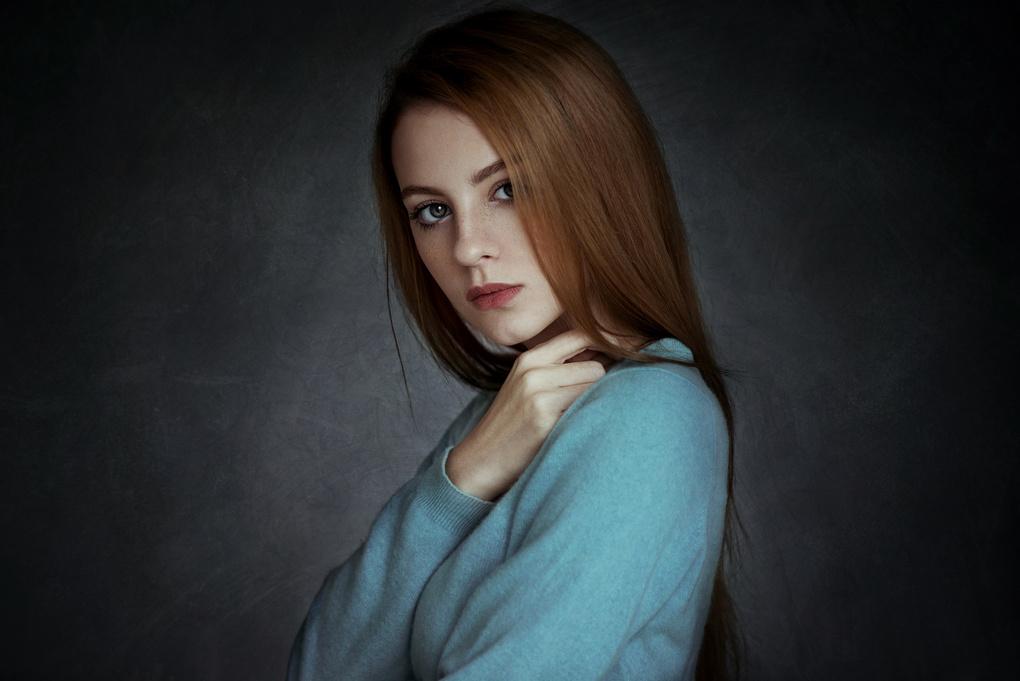 Tanya by Ann Nevreva