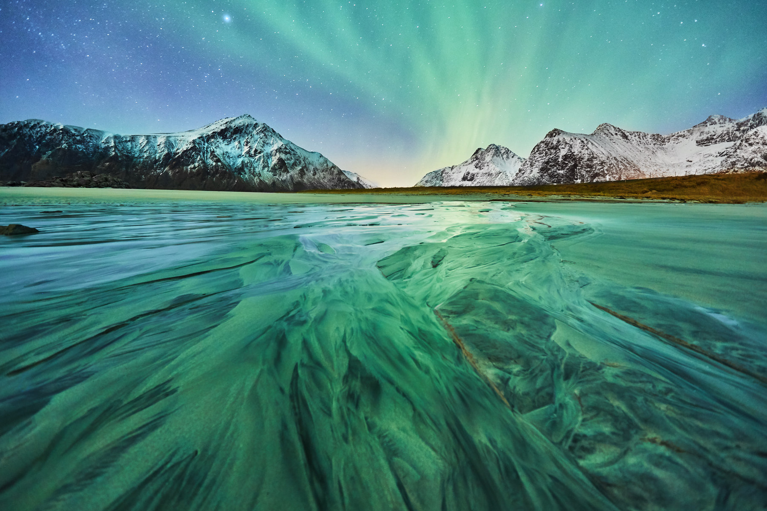 Green Sand? by Johny Goerend