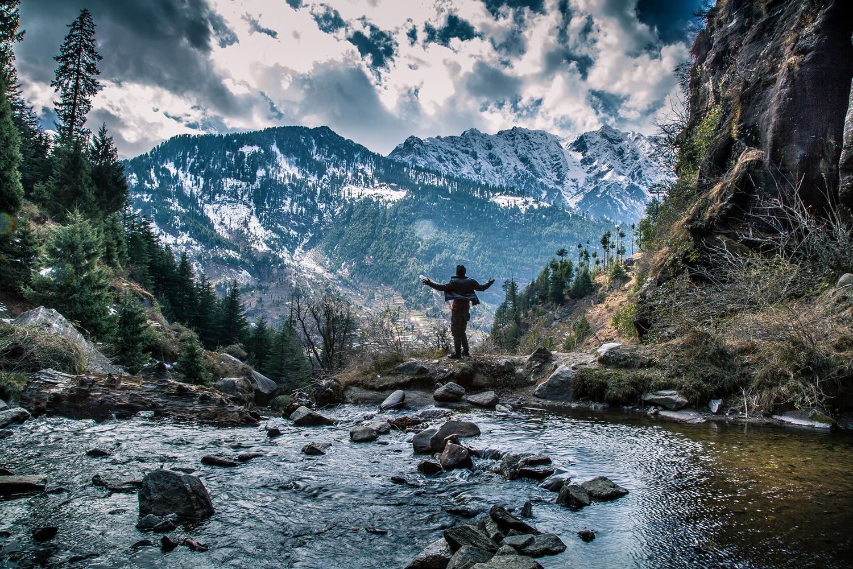 Jogini Waterfall by Nikhil Mace Mishra